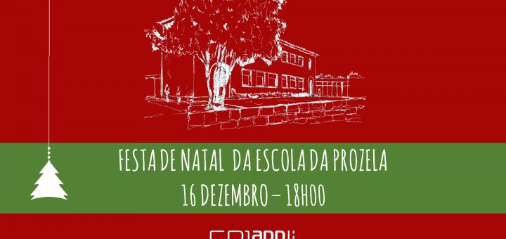 O Natal já chegou à Prozela